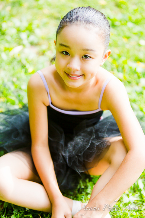 Ballet Dancer, Children Photography, Japanese
