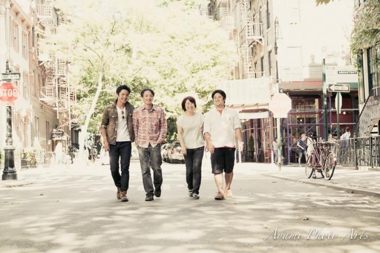 Family Portrait Photographer, Manhattan