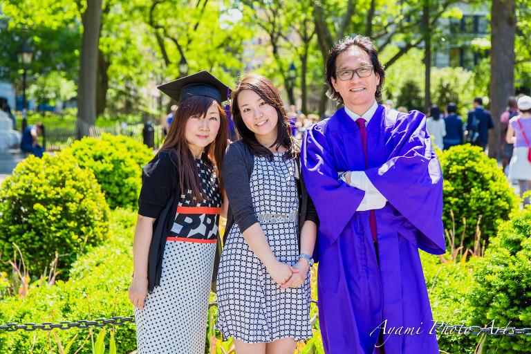 卒業記念フォト