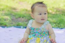 赤ちゃん、家族写真、フォトグラファー