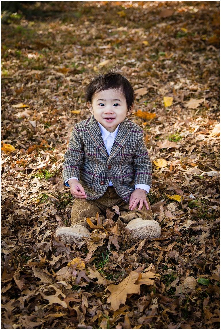 ニューヨーク、セントラルパーク、子供写真、1歳記念