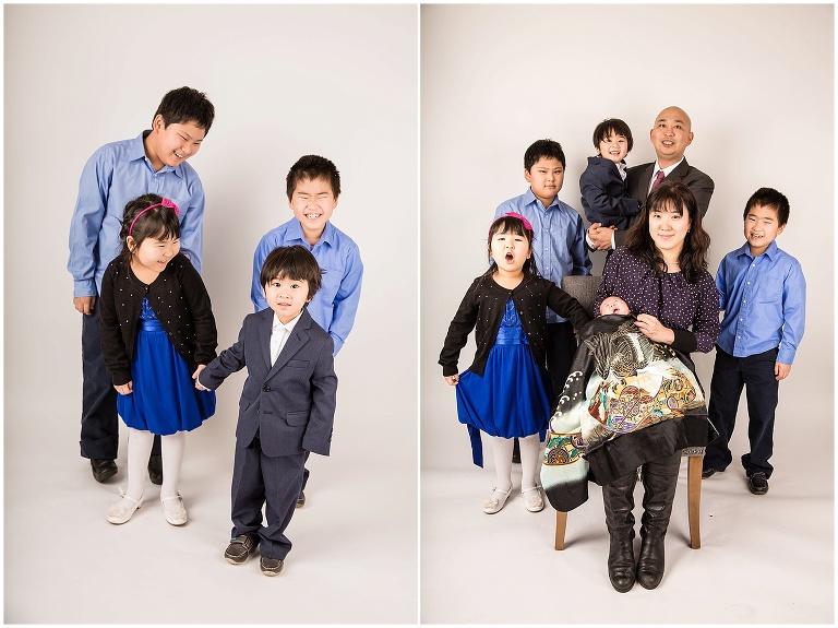 Family Photos / Studio / お宮参り