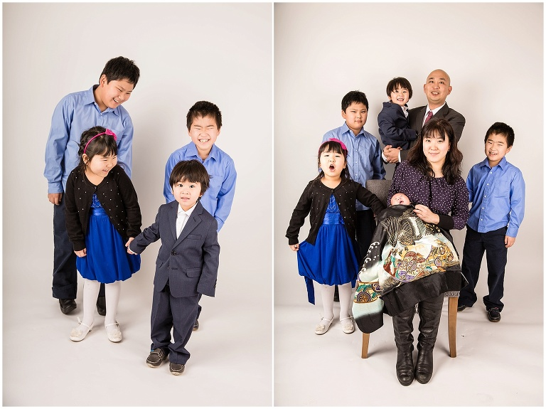 Family Photos / Studio / お宮参り