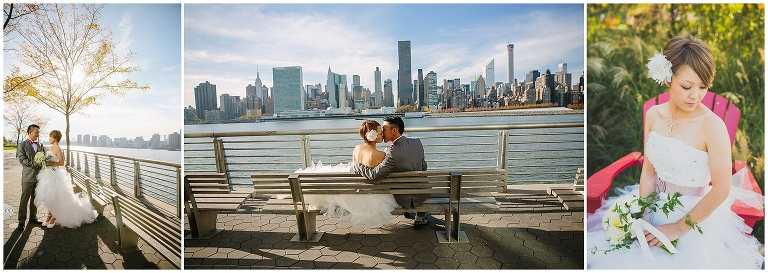 Wedding Portrait, Long Island City