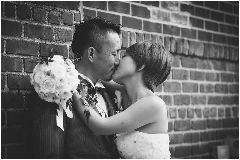 Wedding Portrait, Long Island City