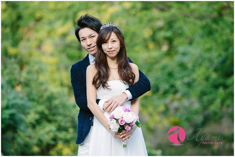 Japanese Couple, Tourist