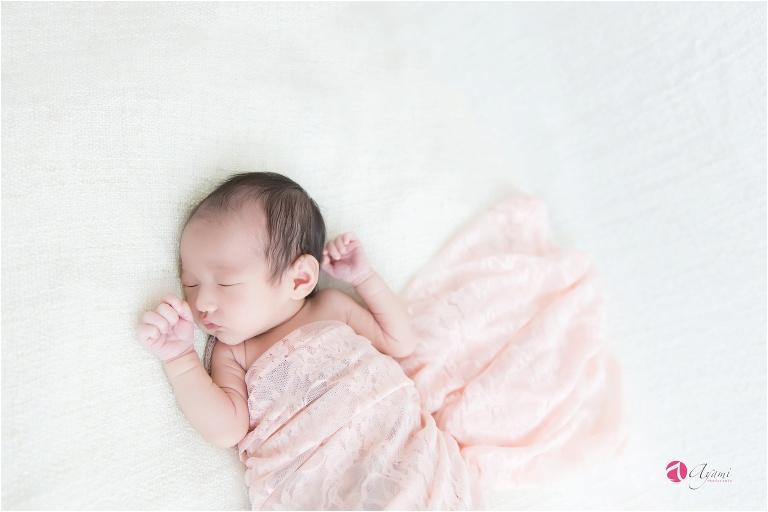 写真撮影、赤ちゃん